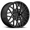 TSW Vale Alloy Wheels Double Black with Matte Black with Gloss Black Face