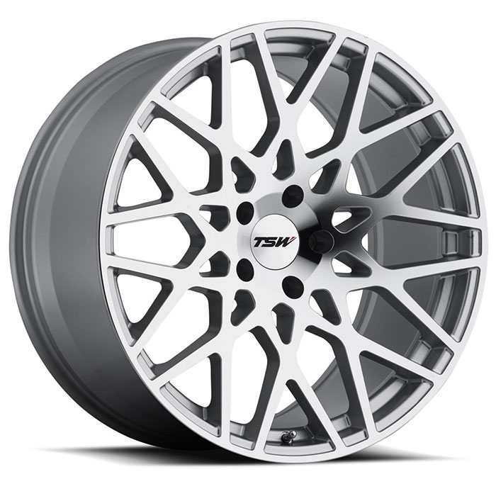 Vale Alloy Rims by TSW