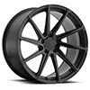TSW Watkins Alloy Wheels Double Black - Matte Black w/Gloss Black Face