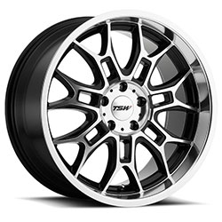 TSW Alloy wheels and rims |Yas