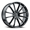 TSW Goliath Alloy Wheels Gloss Black