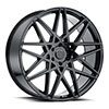 TSW Griffin Alloy Wheels Gloss Black