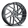 TSW Juggernaut Alloy Wheels Carbon Graphite