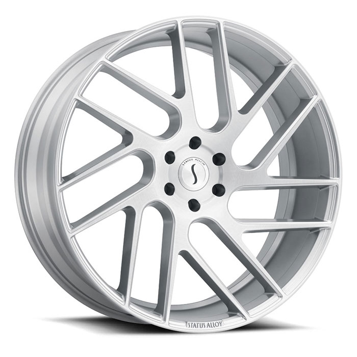 Juggernaut Rims by Status