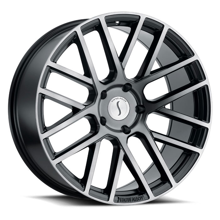 Rogue Aftermarket Rims by Status
