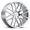 TSW Rogue Alloy Wheels Chrome