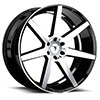 TSW Journey - S838 Alloy Wheels Gloss Black with Machined Face