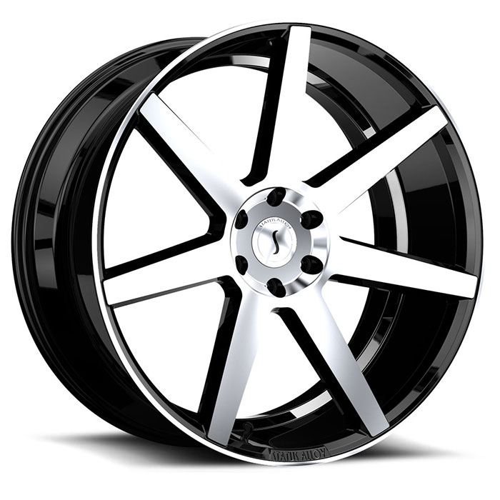 Status Wheels |Journey - S838