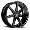 TSW Journey - S838 Alloy Wheels Gloss Black