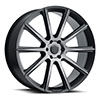 TSW Zeus Alloy Wheels Carbon Graphite