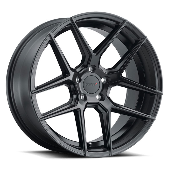 Tabac New Wheels and Rims by TSW