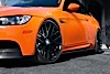 Spartan Black Beyern Wheels on a BMW M3