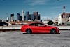 Spartan Black Beyern Wheels on a BMW 428