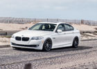 Spartan Black Beyern Wheels on a BMW 5 Series 2