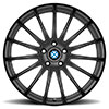 Aviatic Matte Gunmetal w/Gloss Black Lip