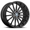 TSW Aviatic Alloy Wheels Matte Gunmetal w/Gloss Black Lip