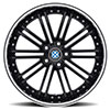 Type 5 - Black BMW Wheels  (angle)