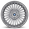 Multi Spoke Chrome