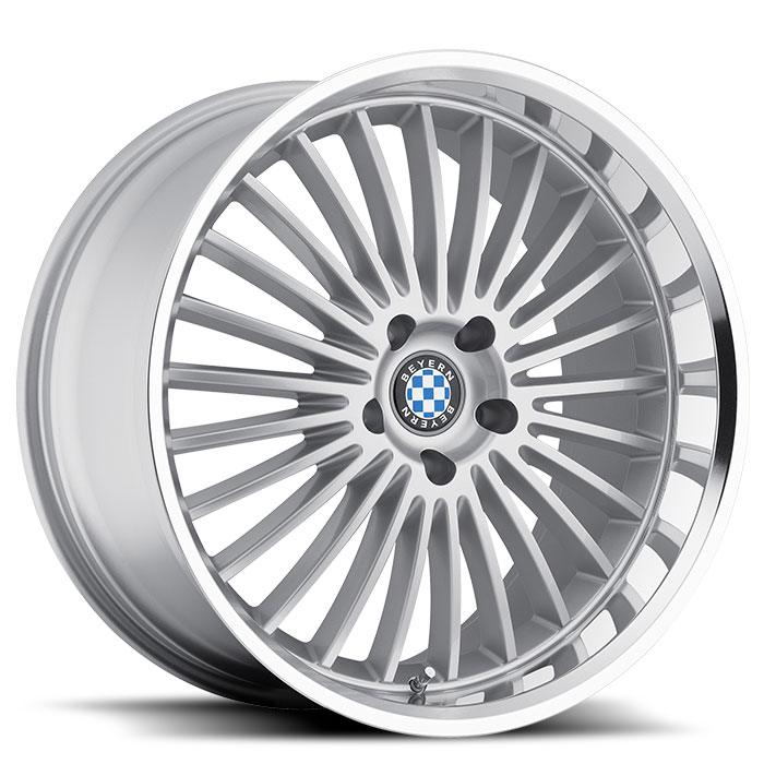 Multi Spoke Alloy Rims by TSW