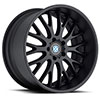 TSW Munich Alloy Wheels Matte Black