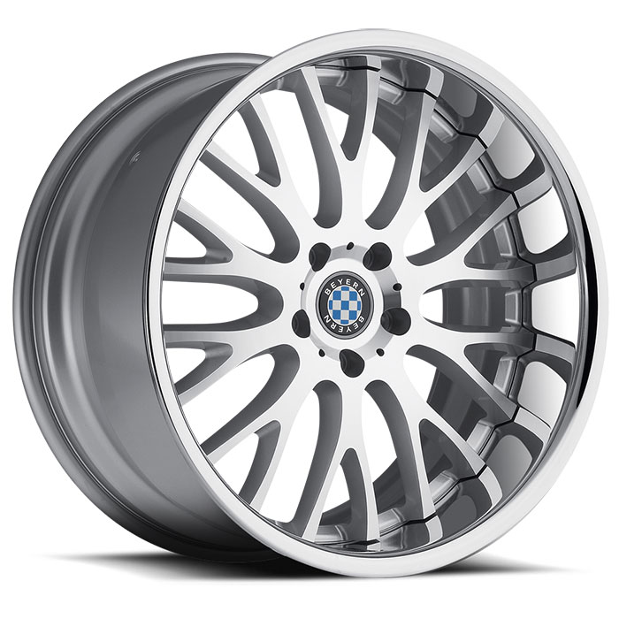 Munich Alloy Rims by TSW