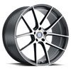 TSW Ritz Alloy Wheels Gloss Gunmetal w/ Brushed Face