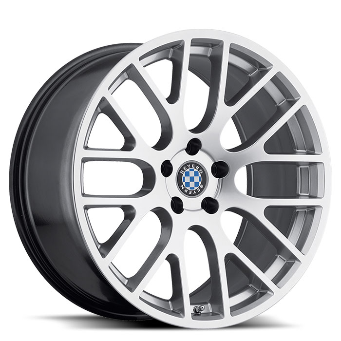 Spartan Alloy Wheels by TSW