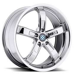 POH HENG TYRES Bmw-wheels-rims-beyern-type5-5-lugs-chrome-std-250