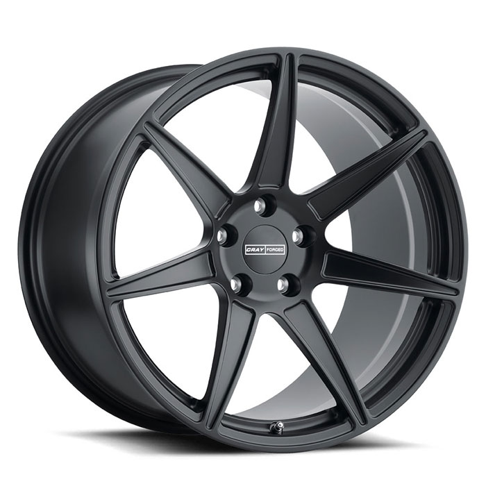 Isurus Forged Corvette Rims by Cray