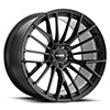 TSW Astoria Alloy Wheels Matte Black