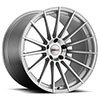 TSW Mako Alloy Wheels Silver w/Mirror Cut Face