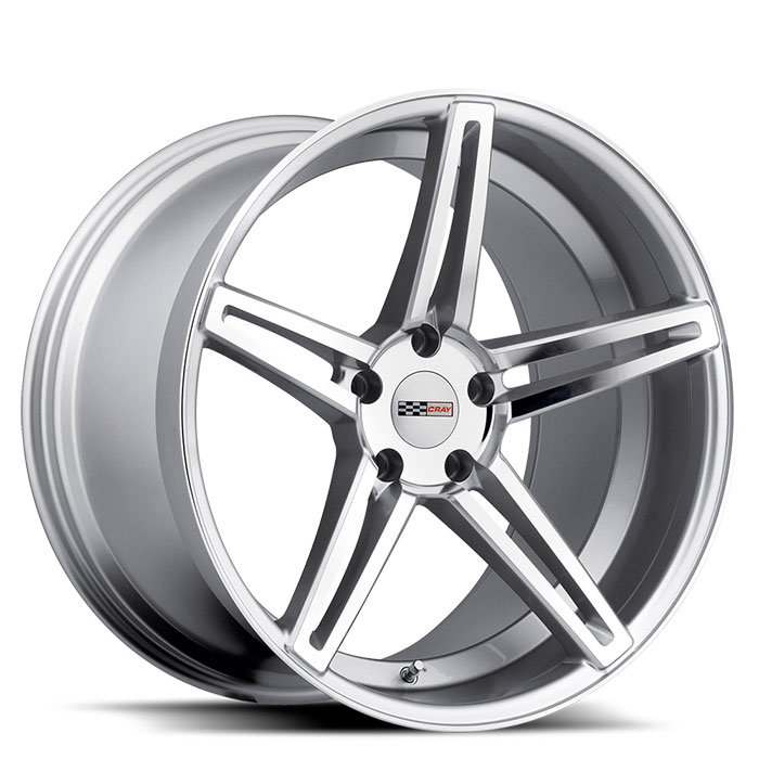 Brickyard Corvette Rims by Cray
