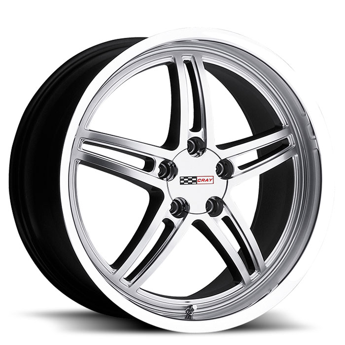Scorpion Corvette Rims by Cray