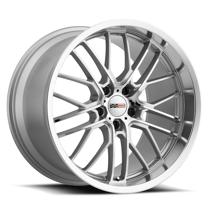 Eagle Corvette Rims by Cray