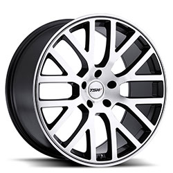 Custom Alloy Wheels � the TSW Donington