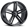 TSW Lightning Alloy Wheels Gloss Black
