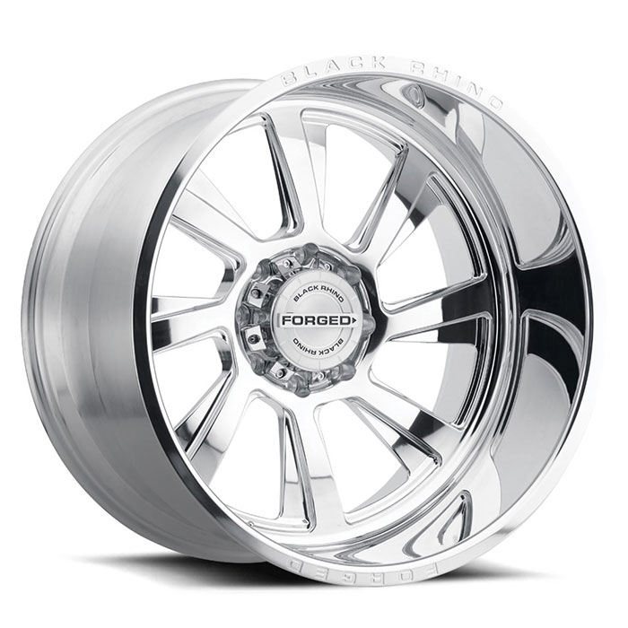 Blaster Forged Truck Rims by Black Rhino