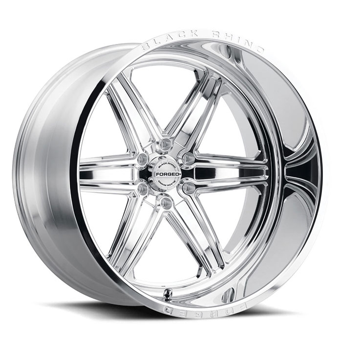 Marauder Forged Truck Rims by Black Rhino