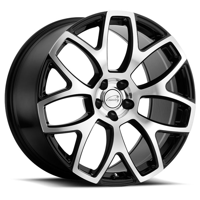 Jaguar Rims By Coventry