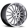 TSW Whitley Alloy Wheels Hyper Silver w/ Mirror Cut Lip