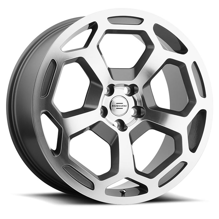 Land Rover LR4 Rims By Redbourne