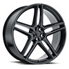 TSW Crown Alloy Wheels Gloss Black