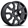 TSW Hercules Alloy Wheels Matte Black