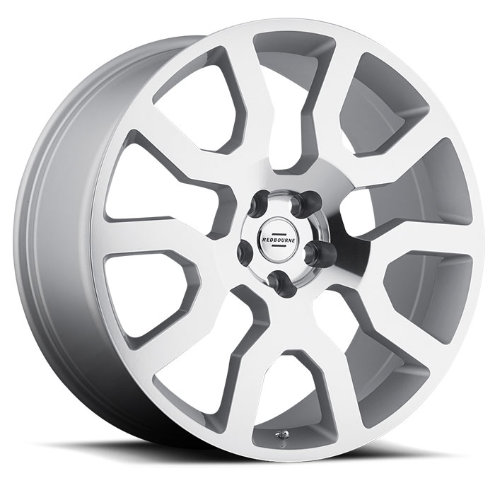 Hercules Range Rover Rims by Redbourne