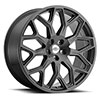 TSW King Alloy Wheels Gloss Gunmetal
