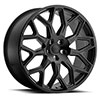 TSW King Alloy Wheels Matte Black