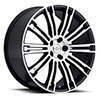 TSW Manor Alloy Wheels Matte Black w/ Matte Machine Face