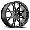 TSW Meridian Alloy Wheels Gloss Black