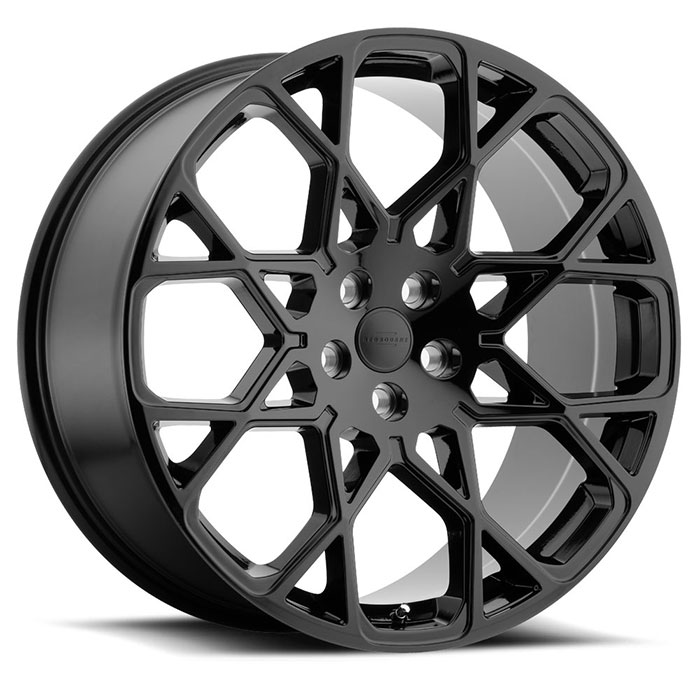 Meridian Range Rover Rims by Redbourne