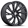 TSW Noble Alloy Wheels Gloss Gunmetal with Gloss Black Face